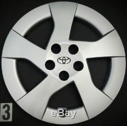4 Nouvelle Toyota Prius Hubcap Rim Wheel Cover 2010 2011 2012 2013 2014 2015 10 11