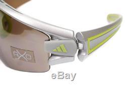 Adidas Evil Eye Half Rim L Lst Silver Sport Lunettes De Soleil Pour Hommes