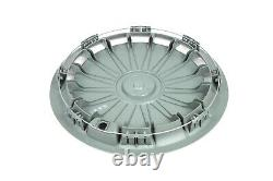 Bmw E24 E28 E32 E34 Wheel Rim Hub Cap Cover 15 Ensemble De (4) 36131129843 Oem