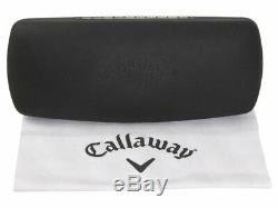 Callaway Jawbone Clr Lunettes Men Clear / Argent Cerclée Cadre Optique De 55mm