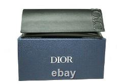 Christian Dior Hommes Diorblacksuit Au F4a0 Argent Rim Noir - Verre Gris Lunettes De Soleil