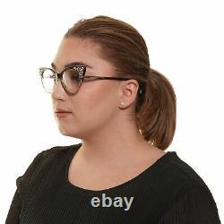 Dsquared2 Dq 5256 Femmes Cadre Optique Argent Plastique Chat Yeux Pleines Rim Lunettes De Vue