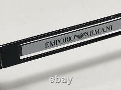 Emporio Armani Lunettes Cadre Ea 9768 O8t 52-16-135 Black Full Rim Qw27