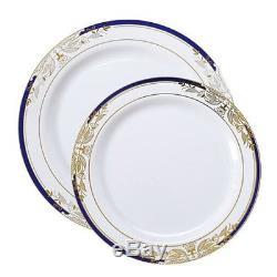 En Vrac, Assiettes En Plastique Jetables De Fête De Mariage 7 '' À 10 ''