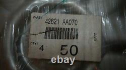 Ensemble De 4 Housse De Roue À Jante Silver Hubcaps Pour 2000-2001 Toyota Camry 42621-aa070
