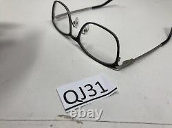 Guess Lunettes Cadre Gu2587-3 002 50-17135 Black Silver Full Rim Qj31