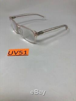 Hackett Bespoke Lunettes Cadre Heb091 353 53-19-145 Cristal Cornu Rim Uv51