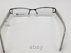 Humphreys Eschenbach 582016 Silver Grey Extravagant Half Rim 49-18 Moyen