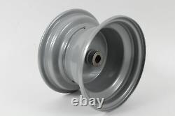 Husqvarna Authentique 532148736 Silver Front Rim 8x5 Fit 532144509 144509 148736