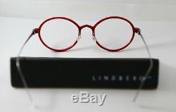 Lindberg Acetanium 50-18-135mm Rouge Modèle 1140 Excellentes Conditions Jante Complète