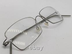 Lindberg Air Titanium Rim Silver Gimle Minimal Design Haut De Gamme 51-18 Moyen