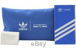 Lunettes De Vue Adidas Aom003o. 075.022 Cadre Optique Jante Complète Bleu / Argent 52mm