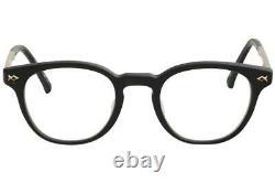 Lunettes Matsuda M2020 M/2020 Mbk Matte Black Full Rim Optical Frame 48mm