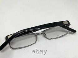 Lunettes Ray Ban Rb6169 2502 52-26-140 Black Silver Full Rim Xv28