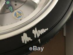 M. Normes Des Pneus Rim Clock Autographed