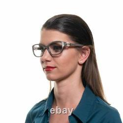 Montblanc MB 0442 Femmes Cadre Optique Gris Plastique Full Rim Lunettes Ovales