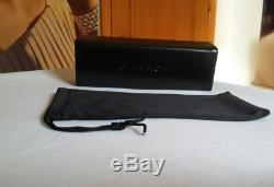 New Exte Ex33101 Lunettes De Vue, Couleur Noir / Argent, Full Rim, 54/17/135 Mm, Italie