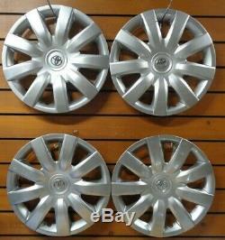 Nouveau Set Toyota Camry 15 Rim Wheel Cover Hubcap 2000-2012 61136