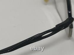 Oakley Spoke 0.5 Cadres Lunettes Ox3144 0153 Half Rim 53-19-140 Noir U574