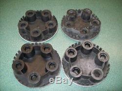 Oem 1988-1998 5 Centre Lug Caps Hubcaps Chevy / Gmc 5 Sur 5
