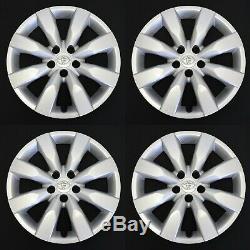 Quatre 16 Toyota Corolla 14-16 Oem Enjoliveurs Enjoliveurs Rim 61172