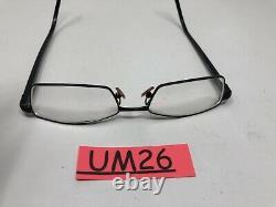 Ray Ban Lunettes Cadre Rb6103 2509 51-17-140 Black Full Rim Um26