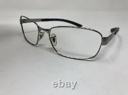 Ray Ban Lunettes De Soleil Cadre Rb3413 004 59-18 Silver Black Full Rim Ca66