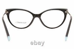 Tiffany & Co. Tf2183 8001 Lunettes De Vue Pour Femmes Cadre Optique Pleine Rim Noir 52mm