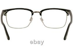 Tom Ford Lunettes Homme Tf5504 Tf/5504 005 Black Full Rim Optical Frame 54mm