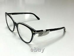 Tom Ford Tf 5618 Shiny Black 001 Full Rim Silver't' Logo Eyeglass Rx Frame T.n.-o.